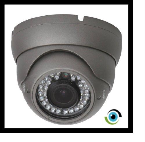 BW Cámara CCTV HD Sony EFFIO-E 700TVL Cámara Vigilancia Día/Noche 2.8-12mm Vari-Focal...