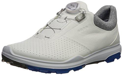 ECCO 155814, Herren Golfschuhe weiß Weiß (Blanco 59020) 43 EU