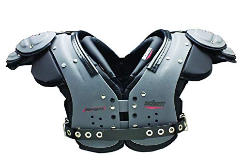 Schutt Sports Air Maxx Flex 2.0 QB/WR Shoulder Pad, X-Large