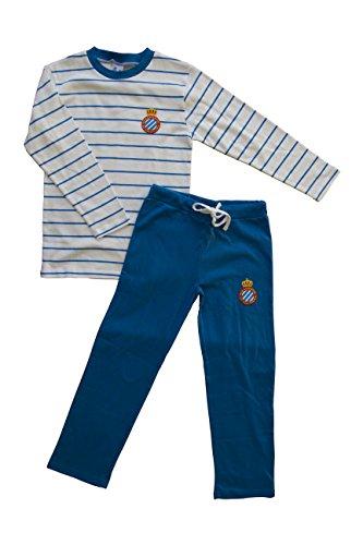 RCD Espanyol Pijesp Pijama Larga, Infantil