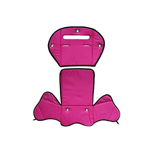 Aveanit RÖMER JOCKEY Sitzpolster № 4 Sitzpolster Ersatzbezug für Fahrradsitz, Kompatibel mit RÖMER JOCKEY (Dunkelrosa 100{980f69112ac4067560d2397e137de4435c255d9c53a721ad40ad295180b67265} Baumwolle)