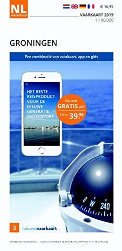 Vaarkaart Groningen 2019: Het beste reisproduct voor de nieuwe generatie watersport