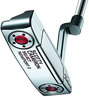 Titleist Scotty Cameron 2016 Select Newport 2 Putter Putter Steel Right Handed 35.0in