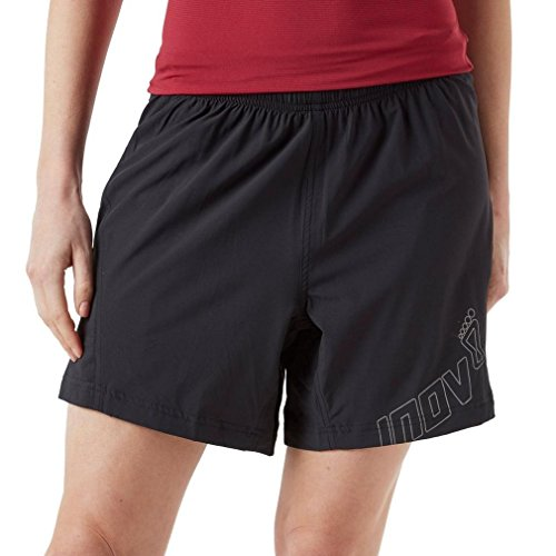 Inov-8 Damen Race Elite 180 Trail Shorts, Damen, schwarz, X-Small