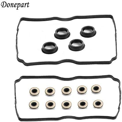 Donepart ET716S1 Valve Cover Gaskets Compatible with Subaru Impreza Legacy Forester Outback product image