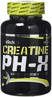 Creatine PH-X - 90 capsules - Biotech by BiotechUSA