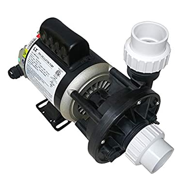 KL KEY LANDER Hot Tub Spa Pump; 48 Frame LX Motor Series