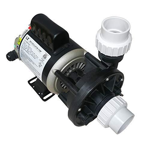 Key Lander Spa &Hot Tub Circulation Pump; 115V OR 230V/60Hz;1.5