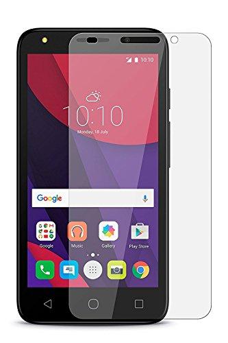 Alcatel One Touch Pixi 4(5.0Inch) (3G)–Protector de pantalla de cristal templado anti...