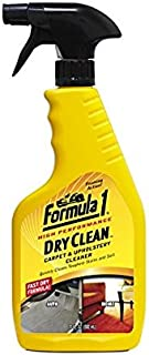 Northern Labs Formula 1 Dry Clean Carpet and Upholstery Cleaner – For Car and Home Use – 20 fl. oz.