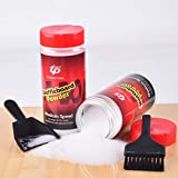 Shuffleboard Powder Medium Speed Wax/Dustpan/Mini Broom Sets
