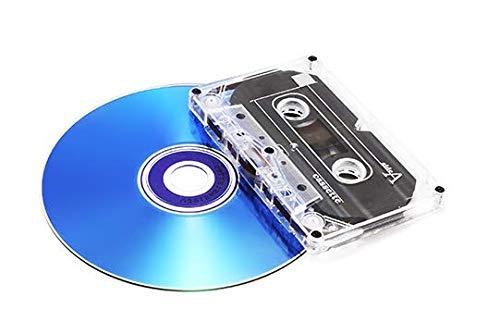 Audio Tape Transfer Service (Cassette or Micro Cassette to CD)