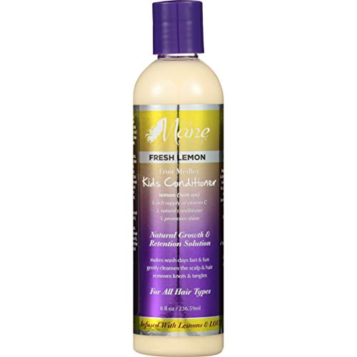 THE MANE CHOICE Fresh Lemon Fruit Medley KIDS Conditioner - Hair Treatment To Moisturize and Nourish Your Hair ( 8 Ounces / 236 Milliliters )