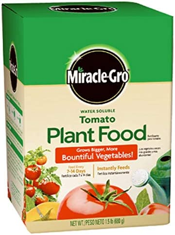 Miracle Gro Water Soluble Tomato Plant Food product image