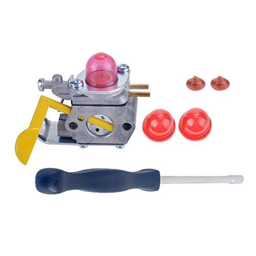 #N/A Carburador con herramienta de ajuste para