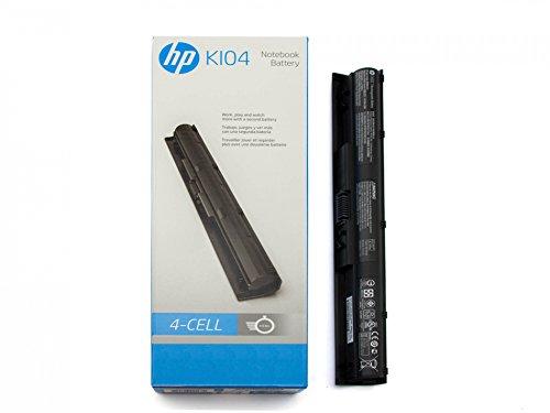 HP KI04 KI03 800049-001 Original Laptop Akku Battery 41Wh 822904-A21 800009-541 TPN-Q163 N2L84AA#ABB N2L84AA HSTNN-DB6T HSTNN-LB6R Omen 870 X 900 Pavilion 15-AB 15-AK 17-G Series 14.6V 41Wh 2850mAh