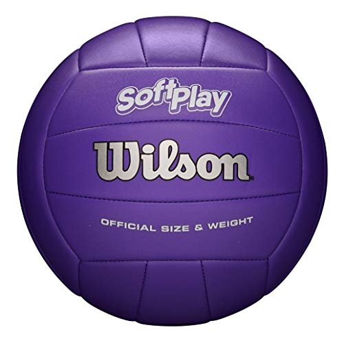 Bola de Volei Wilson Soft Play