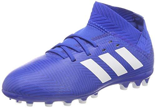 adidas Nemeziz 18.3 AG, Zapatillas de Fútbol Unisex Adulto, Rojo (Zest/Core Black/Solar Red 0), 37 1/3 EU