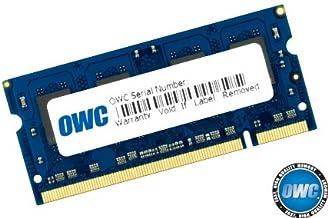 OWC 4GB, PC5300, DDR2, 667MHz 4GB DDR2 667MHz módulo de - Memoria (PC5300, DDR2, 667MHz, 4 GB, 1 x 4 GB, DDR2, 667 MHz, 200-pin SO-DIMM, Azul)
