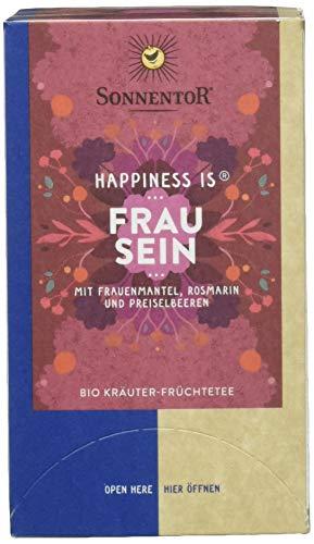 Sonnentor Bio Frau sein Tee Happiness is (1 x 31 g)