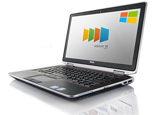 Dell Latitude E6520 15.6' High Performance Laptop Business NoteBook PC (Intel Ci5-2430M, 8GB Ram, 250GB HDD, Web Camera, HDMI, WIFI, DVD, USB 2.0) Win 10 64 Bit (Renewed)