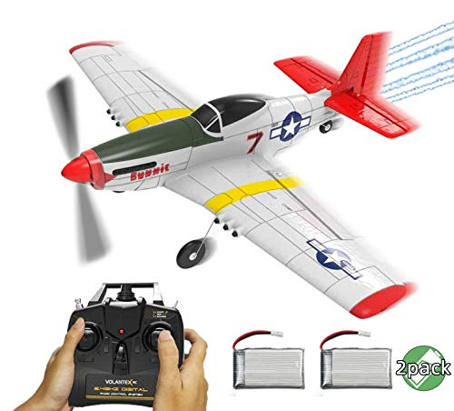 cheap Airplane P51D RC 4CH 2.4 GHz Remote Control Fighter Mustang Airplane Ready to fly on Xpilot …