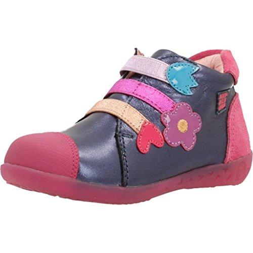Botas para niña, Color Azul, Marca AGATHA RUIZ DE LA PRADA, Modelo Botas para Niña AGATHA RUIZ DE LA PRADA 171903 Azul