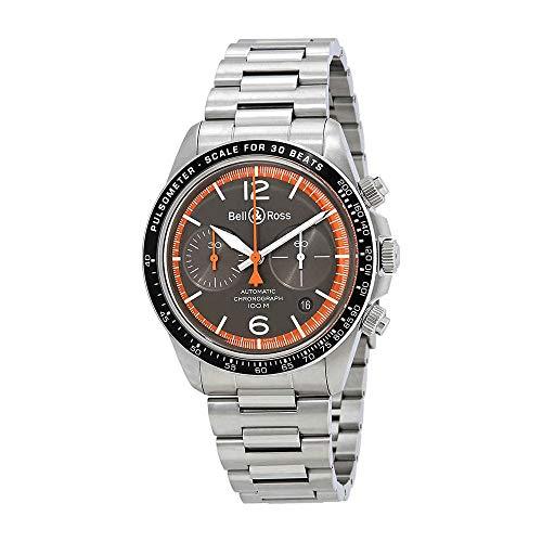 Bell & ROSS BR V2–94garde-cãƒâ € TES orologio da uomo...