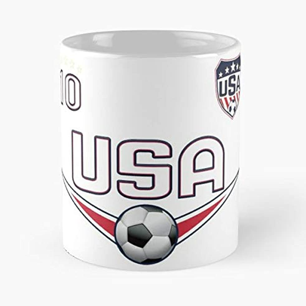 Soccer World Cup Russia 2018 Dad - Funny Gifts For Men And Women Gift Coffee Mug Tea Cup White 11 Oz The Best Gift Holidays.