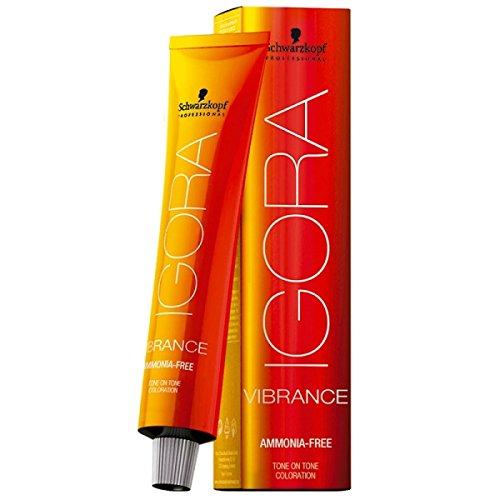 SCHWARZKOPF IGORA VIBRANCE Tube de 60 ml – 6-68 Blond foncé rouge auburn