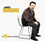 Les 50 Plus Belles Chansons von Georges Brassens