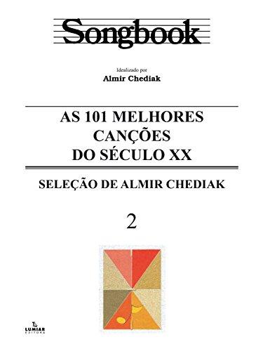 Songbook as 101 melhores canções do século XX - vol. 2
