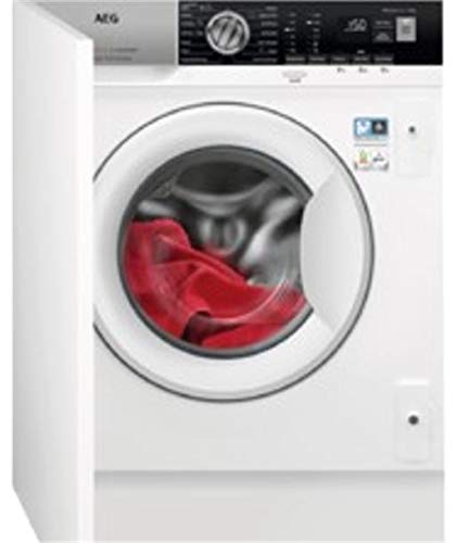 Lavadora AEG 8 KG. 1400 RPM E Display INTEGRABLE