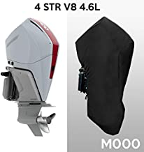 Oceansouth Outboard Motor Full Cover for Mercury 250HP 300HP 200 to 300 Pro XS - 4 Stroke V8 4.6L (2018>) 25