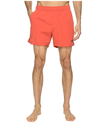 The North Face Men's Class V Pull-On Trunk - Sunbaked Red - 2X-Large - Short