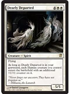 Magic: the Gathering - Dearly Departed - Innistrad - Foil