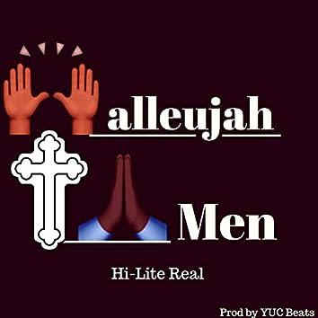 Hallelujah Amen