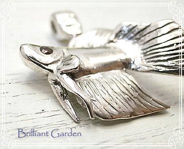 『[ブリリアントガーデン]Brilliant Garden トラディショナルベタペンダントヘッド(レッド) bg-14』の4枚目の画像