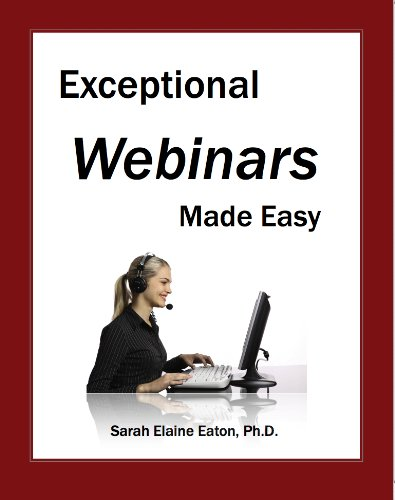 Exceptional Webinars Made Easy (English Edition) (Formato Kindle)