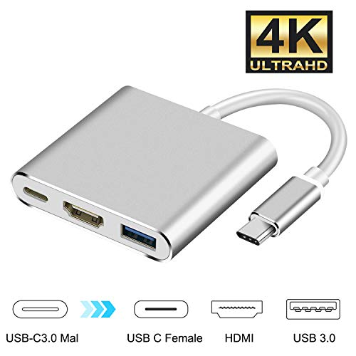 USB Type C to HDMI 変換アダプター Apsung USB c HDMI アダプ...