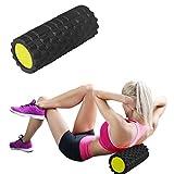Calma Dragon Foam Roller Solid Core 89891, Rodillo de Masajes para Fitness, Yoga, Pilates, Masajes...