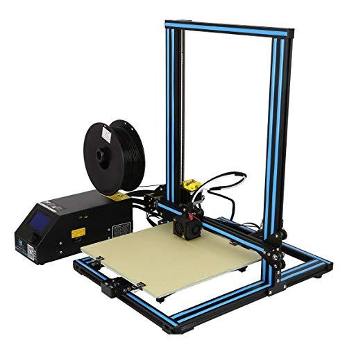 Funnyrunstore Creality Haute Qualité Industrielle Grande Taille d'impression Taille DIY Ecran LCD De Bureau Écran 3D Imprimante CR-10