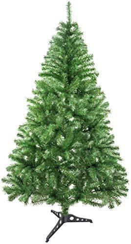 VIGIVISION �rbol de Navidad Artificial - Soporte de Pie PVC