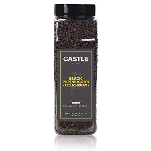 Castle Foods WHOLE BLACK PEPPERCORN