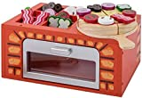 Jouéco 80076 Pizzaofen, Mehrfarbig
