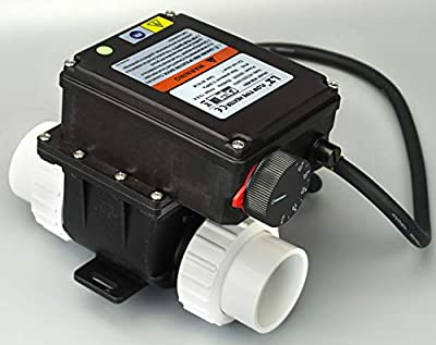UCEDER Pool spa Part hot tub LX H20-Rs1 Thermostat 110V 2kw with Adjustable Temperature Thermostat for Some hot tubs,Underground Small Pool &Bathtub