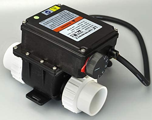 UCEDER Pool spa Part hot tub LX H20 Rs1 Thermostat 110V 2kw with Adjustable Temperature Thermostat product image