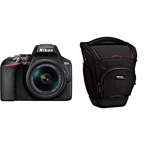 Nikon D3500 - Cámara réflex de 24.2 MP (DX, CMOS, Montura F, ISO 100-25600, USB, LCD TFT...