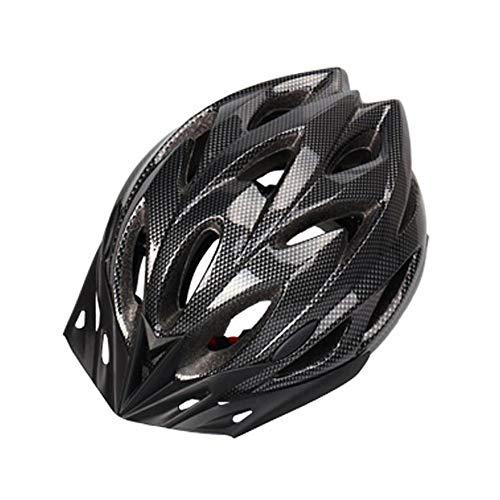KKmoon Casco de Ciclismo de Montaña Casco de Bicicleta Ajustable Deporte Ligera...