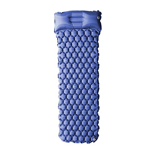 Outdoor Isomatte Luftmatratze aus Nylon - Robuste und wasserdichte Matratze - perfekt geeignet für Camping, Outdoor & Survival (Style 5)